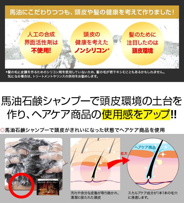馬油石鹸シャンプーイメージ04