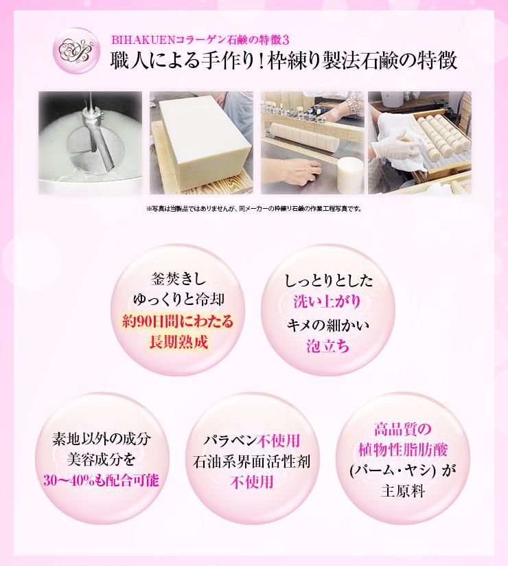 コラーゲン石鹸イメージ04